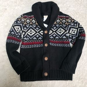 Gymboree boys 3T cardigan